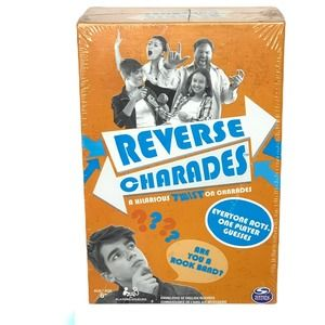 Reverse Charades A Hilarious Twist to Charades